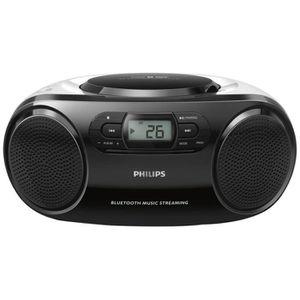 RADIO CD CASSETTE Philips AZ330T Lecteur CD-R-RW-MP3 portable avec B