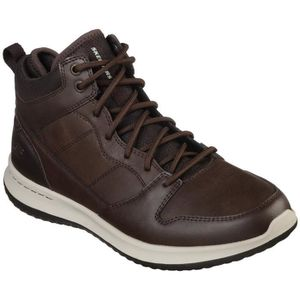 BASKET Skechers Mens Delson Ralcon Lace Up High Top Train