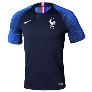 MAILLOT FOOT AMERICAIN MBAPPE NO.10 Equipe de france 2 étoiles Jersey Mai