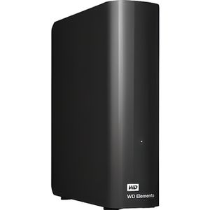 DISQUE DUR EXTERNE WESTERN DIGITAL Elements Desktop - 4To