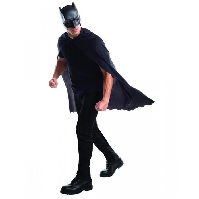 Batman cape avec masque