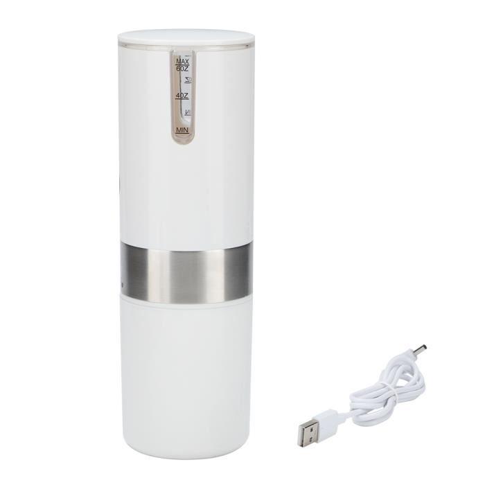 Fdit Cafetière Machine à capsules de café entièrement automatique domestique Machine à café électrique portable Mini USB