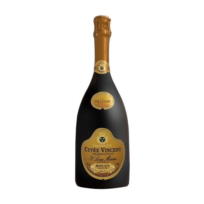 Champagne Paul Louis Martin Cuvée Vincent Millésimé - 75 cl