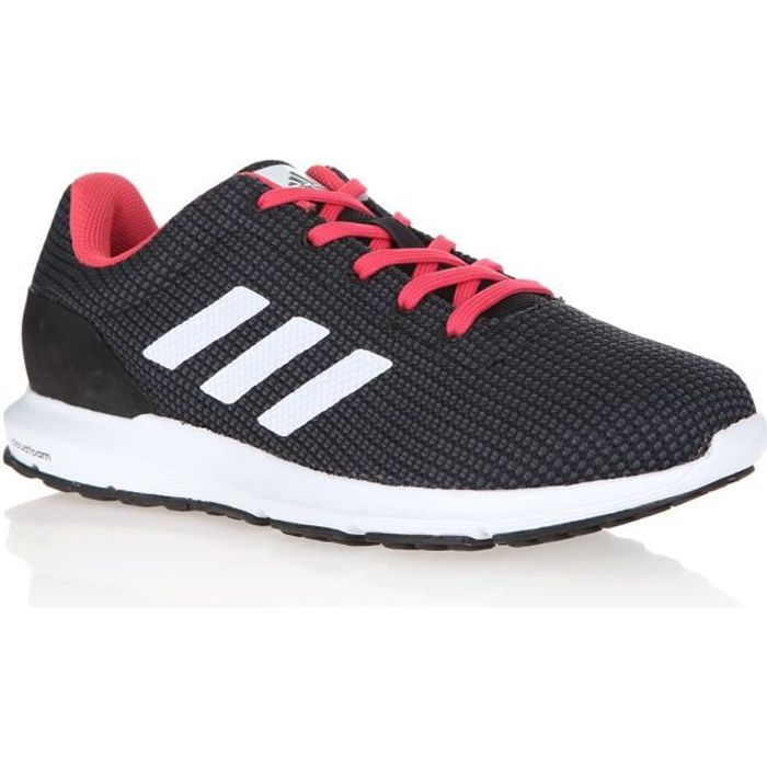 ADIDAS PERFORMANCE Baskets de Running Cosmic - Femme - Noir