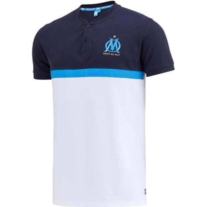 Polo OM - Collection officielle OLYMPIQUE DE MARSEILLE