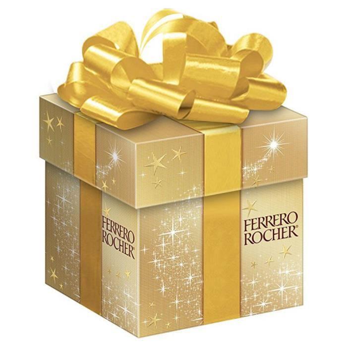 Ferrero Rocher Cube (18 bouchées)