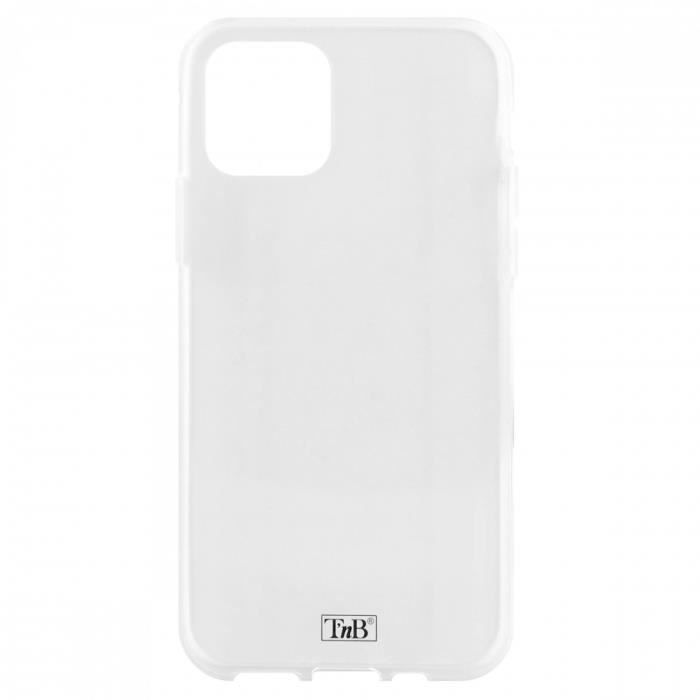 TNB Coque silicone pour iPhone 11 - transparent