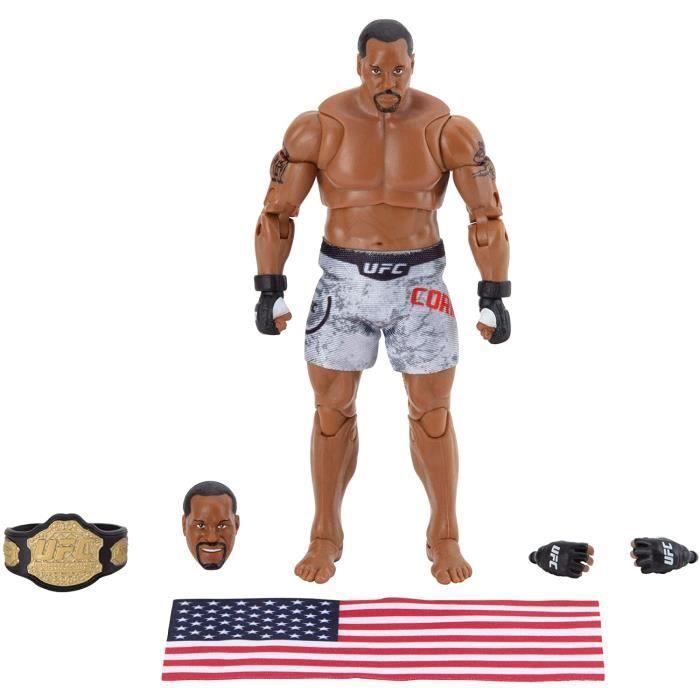 UFC Ultimate Series Daniel Cormier, figurine collector de 15,2 cm ZKMULTIMEDIA