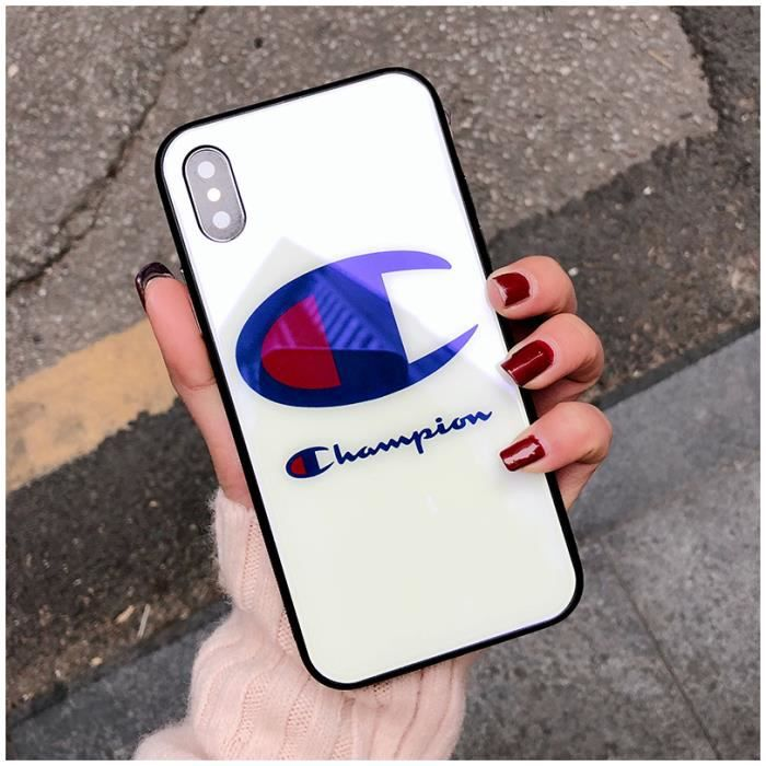 champion coque iphone xr