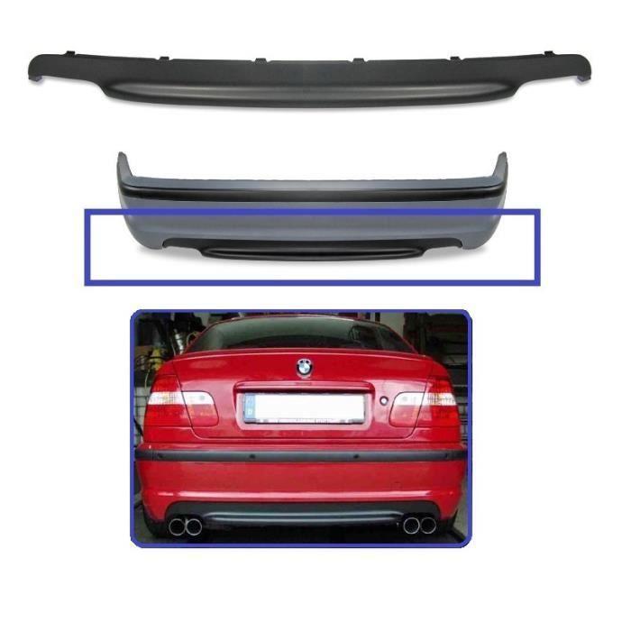 Diffuseur pour pour BMW Série 3 E36 M3 Utiliser Pare-Chocs Arrière