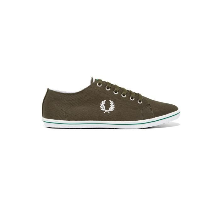 CHAUSSURES FRED PERRY KINGSTON 617 khakis