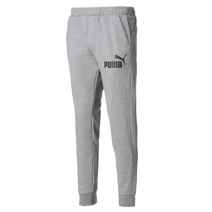 PUMA Pantalon de jogging SWS PANT Homme Gris Gris chiné