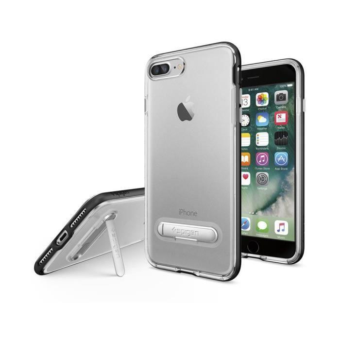 SPIGEN Crystal Hybrid coque pour iPhone 7 Plus -