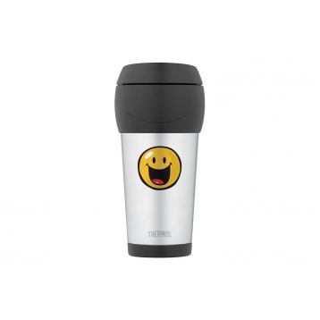 mug de transport isotherme thermos smiley 0 5 achat. Black Bedroom Furniture Sets. Home Design Ideas