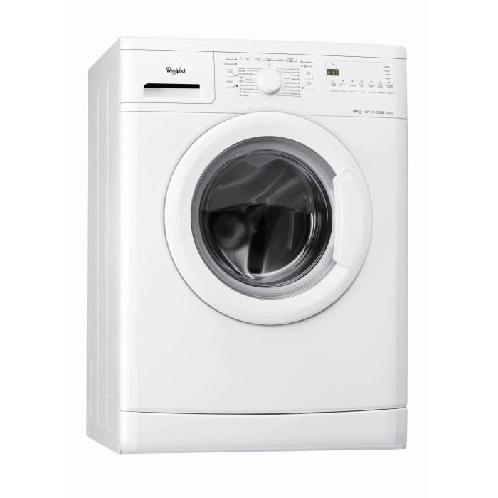 LAVE-LINGE WHIRLPOOL AWOD2925 Lave Linge Frontal