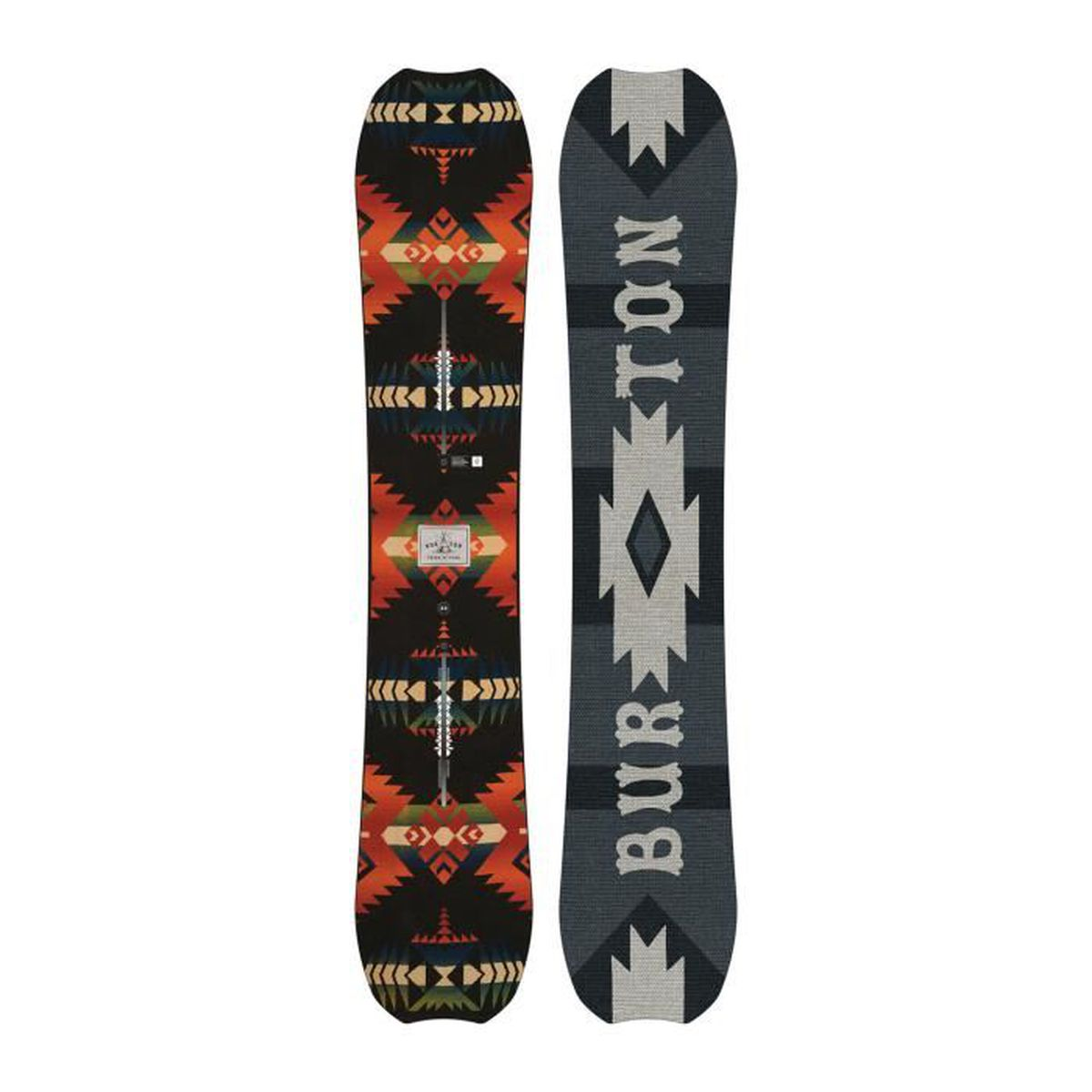 planche de snowboard burton trick pony 2nd prix pas cher. Black Bedroom Furniture Sets. Home Design Ideas