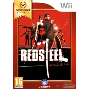 JEU WII RED STEEL EDITION SPECIALE / Jeu console Wii