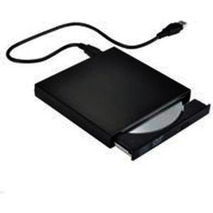 LECTEUR - GRAVEUR EXT. Graveur Lecteur Externe USB 2.0 DVD-R & CD-RW Comp