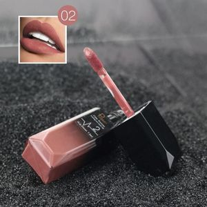 ROUGE A LEVRES Long Lasting Rouge à lèvres mat imperméable liquide Lip Gloss Lip Liner Cosmétiques BIO#304