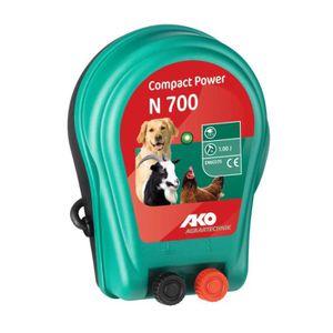 CLÔTURE ÉLECTRIQUE Electrificateur sur secteur 230V Compact Power N70