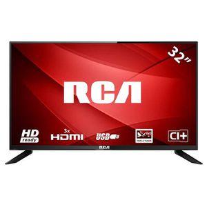 Téléviseur LED RB32H1: 80 cm (32 Pouces) téléviseur LED (HD Ready