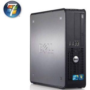 UNITÉ CENTRALE  DELL OPTIPLEX GX780 SFF - Windows 7