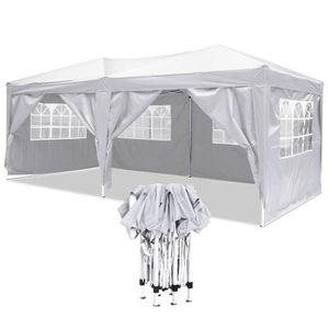 TONNELLE - BARNUM Tente de réception 3 x 6 m / Tonnelle de Jardin -