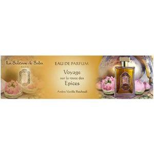 EAU DE PARFUM Parfum ayurvedique Ambre Vanille patchouli la sult