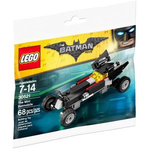 ASSEMBLAGE CONSTRUCTION LEGO DC COMICS BATMAN MOVIE - 30521 - MINI BATMOBI
