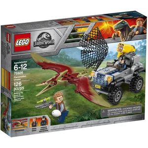 VOITURE À CONSTRUIRE LEGO® Jurassic World™ 75926 La Course-Poursuite Du