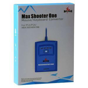 ADAPTATEUR MANETTE Mayflash Max Shooter ONE Adaptateur de Clavier & S
