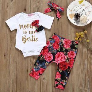 Ensemble de vêtements ENSEMBLE DE VETEMENTS motuwe Kid Toddler Infant Bé