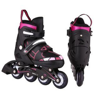 ROLLER IN LINE Patins à roues alignées roue flash pour enfants un
