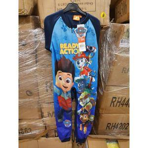 PYJAMA pyjama combinaison polaire pat patrouille