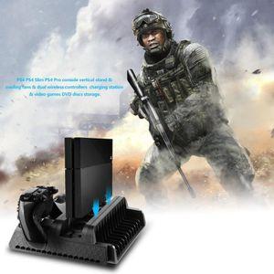 VENTILATEUR CONSOLE Support de refroidissement Ventilateur série PS4 T