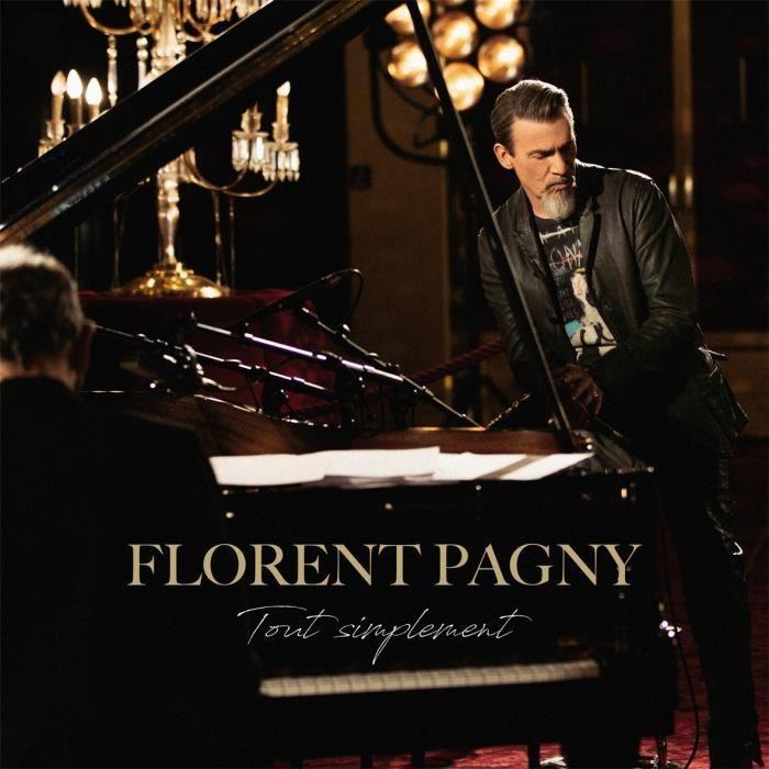 Florent Pagny - Tout simplement - Album CD 2018