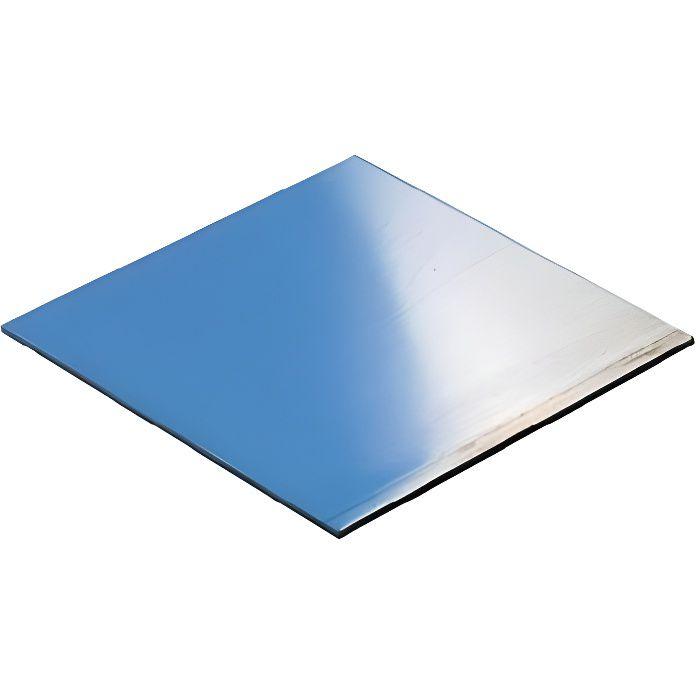 Plaque Alu 100 X 100 X1.5mm2015-1