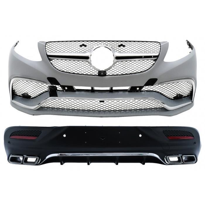 Kit Carrosserie Pour Mercedes GLE Coupé C292 15+ AMG Design Crome Conseils Silencieux