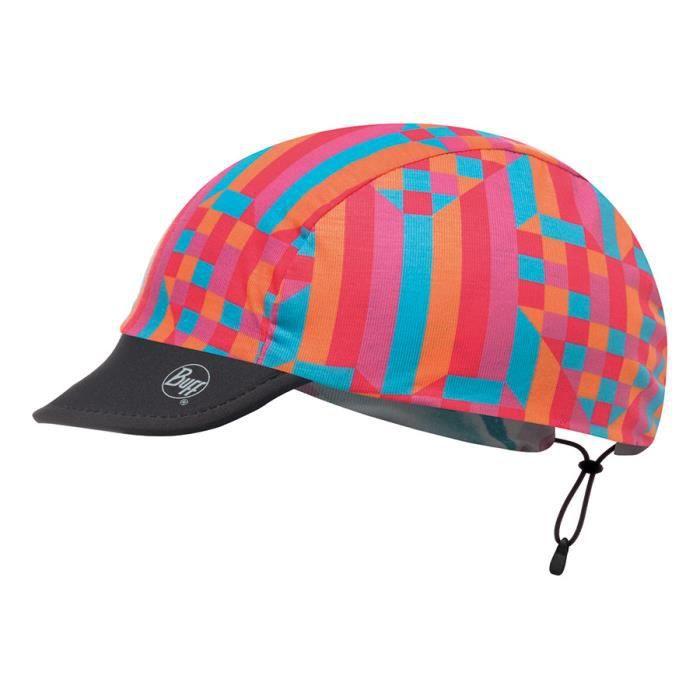 Casquette Buff Cap reversible Child Icy Pink Multi multicolore
