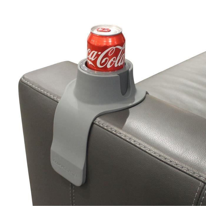 CouchCoaster - gris acier
