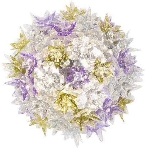 Plafonnier/Applique Bloom Kartell- Lavande