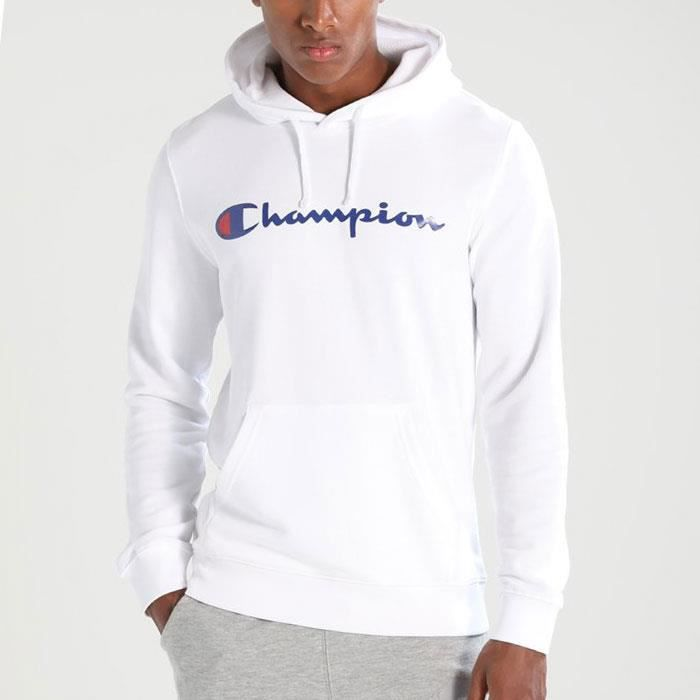 Sweat CHAMPION homme S7H7C9P044 blanc
