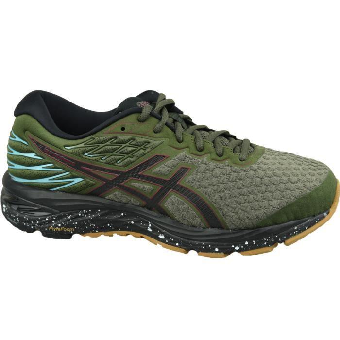 Asics Gel-Cumulus 21 Winterized 1011A635-300 chaussures de running pour homme Khaki