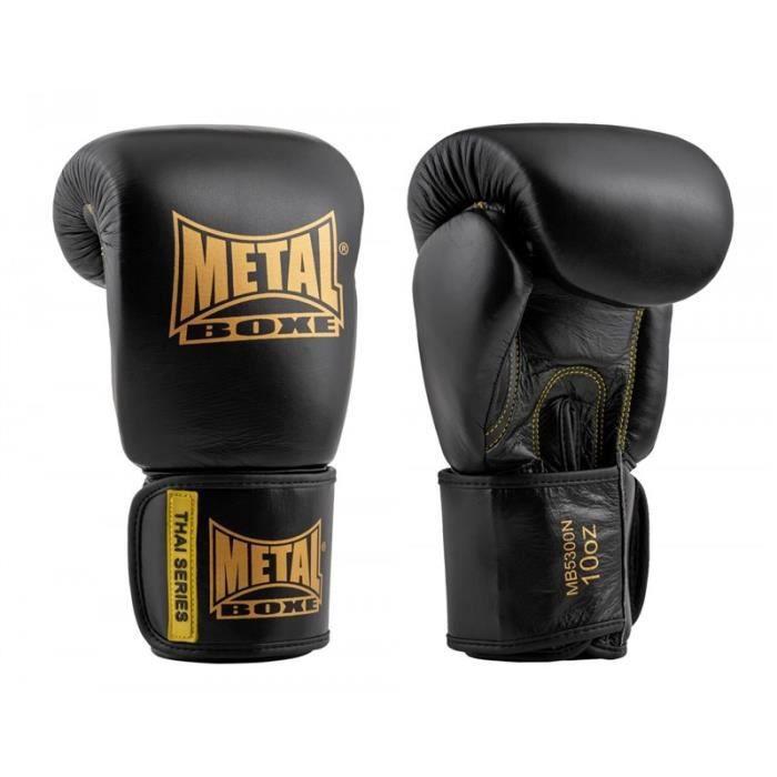 Gants boxe Metal boxe MB5300N Thai Series