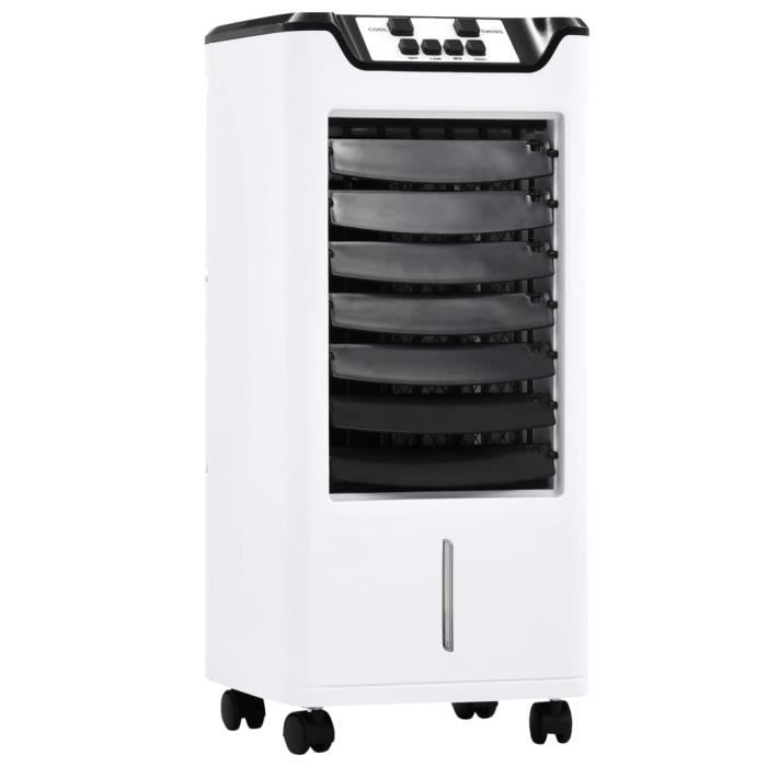 Refroidisseur d'air-Climatiseur mobile portables umidificateur cooling ventilateur Humidificateur Purificateur d'air 3en1 60 W