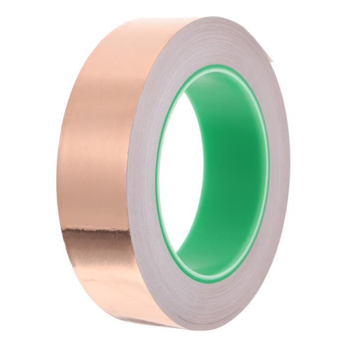 1 rouleau de bandes de de de de de de cuivre ruban adhesif - mousse adhesive petites fournitures