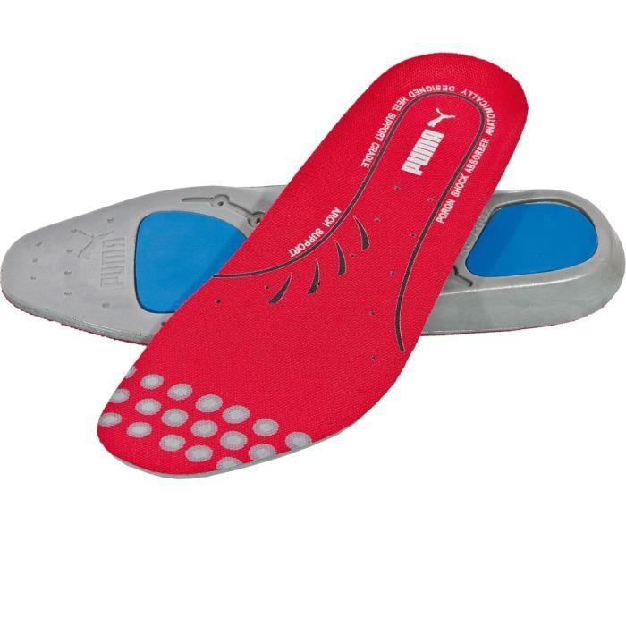 Semelle Puma Evercushion Plus Footbed - Rouge - 43