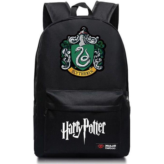 MOBIGARLAN Sac à Dos - Sac d'École cartable étudiant Harry Potter imprimé pour enfant adolescent modèle 01