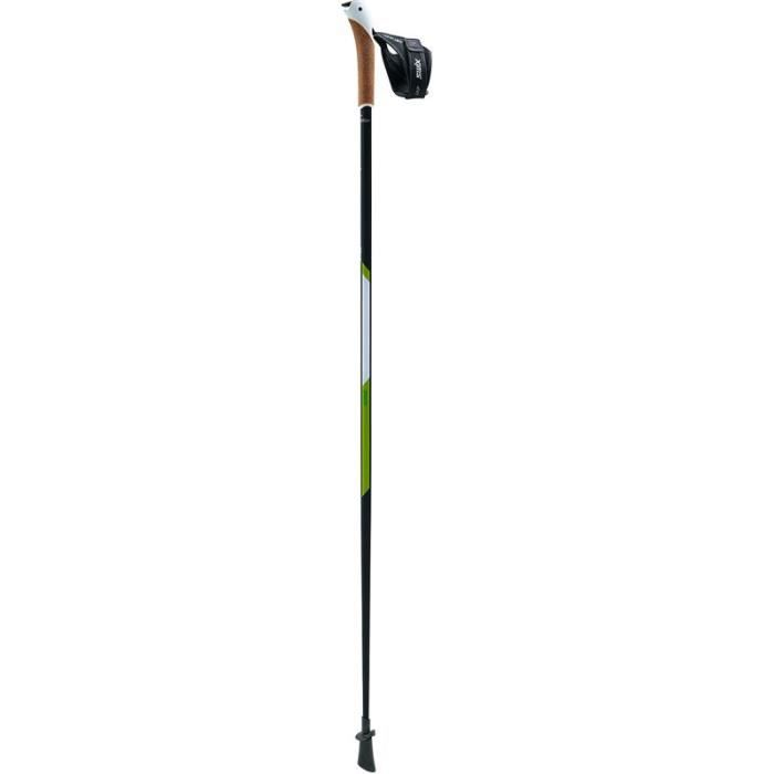 Bâtons Swix CT4 Cork Twist&Go - vert/noir/blanc - 100 cm