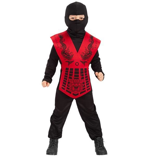costume de ninja enfant garcon 8 9 ans deguisement halloween 144 achat vente. Black Bedroom Furniture Sets. Home Design Ideas